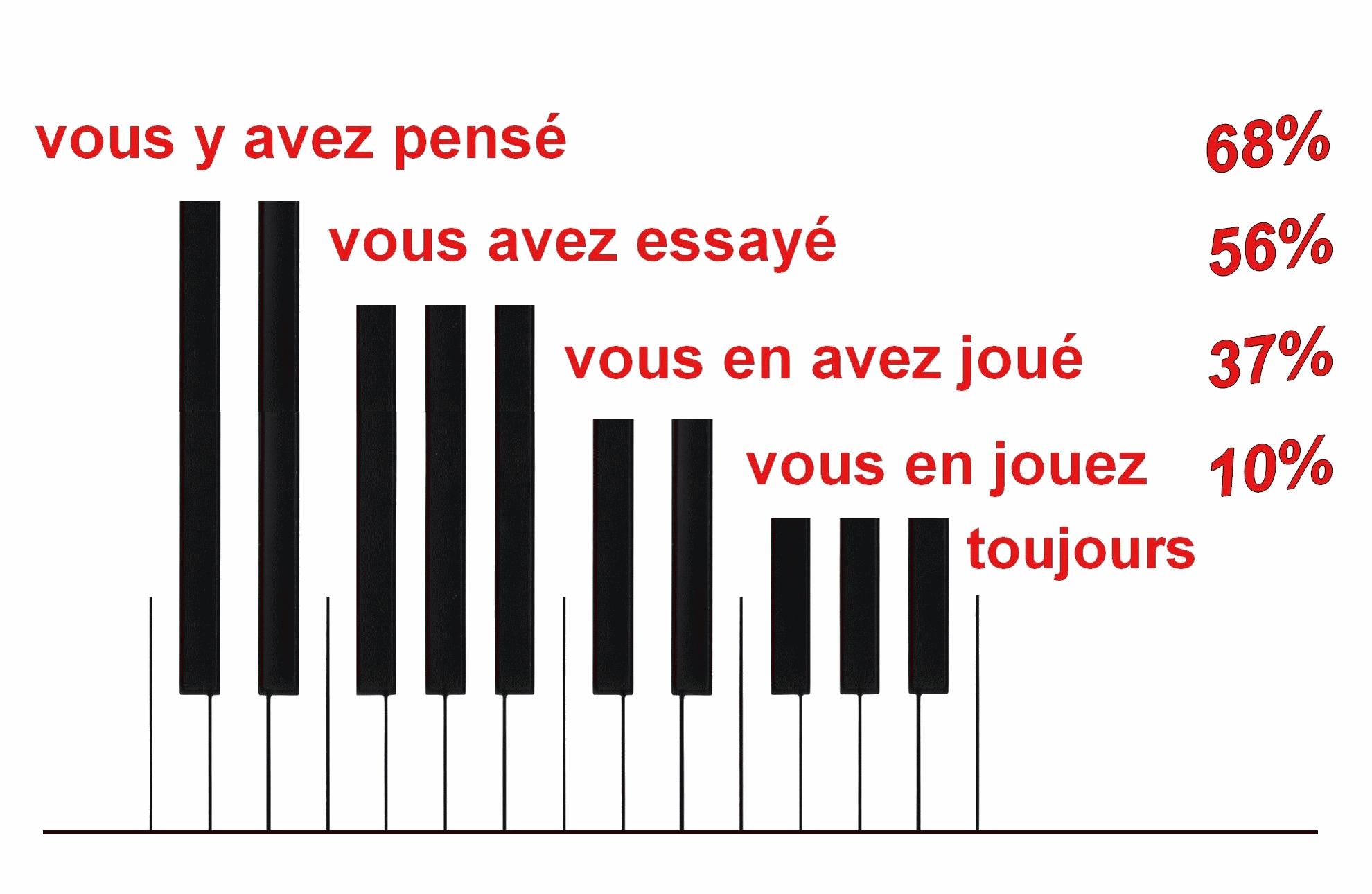 Paul Staicu - UNE VIE DE PIANISTE - Sondage BVA