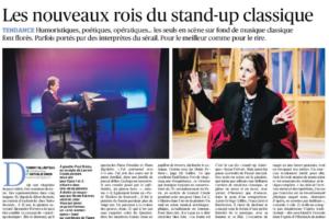 Le Figaro - Paul Staïcu - Une vie de pianiste